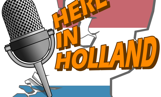 'Here in Holland' Podcast: Bathroom Selfies