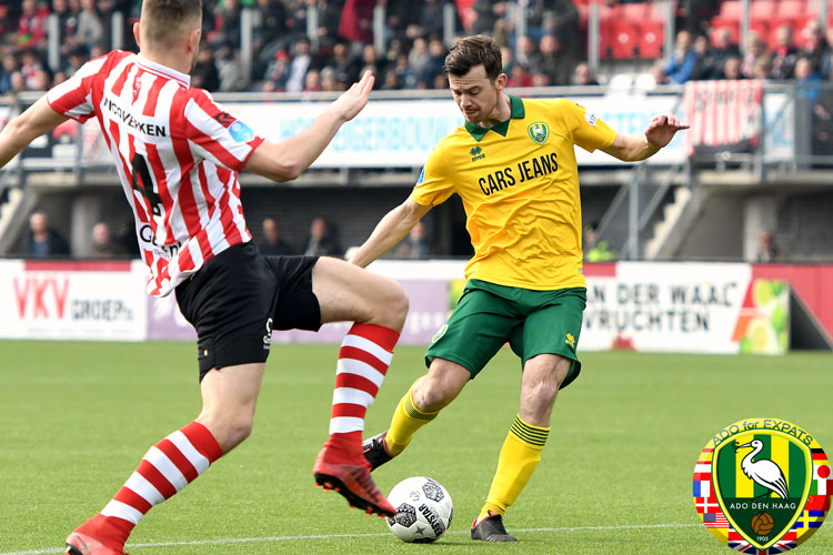 Shock Defeat For Ado At Sparta The Hague Online