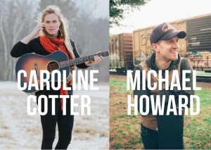 Cosy House Concert: Caroline Cotter and Michael Thomas Howard @ The Hague City Centre (email for exact location)