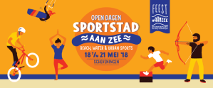 Open Days  Sports City by the Sea @ Around The Hague Beach Stadium
