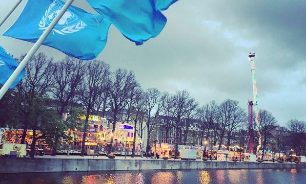 City Walk in The Hague