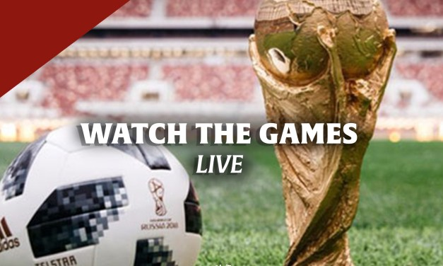 Watch the FIfA World Cup 2018 at Brody's