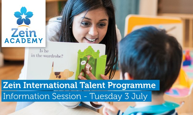 Zein Academy International Talent Programme