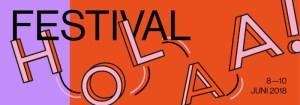Festival Holaa! @ mainly city centre The Hague