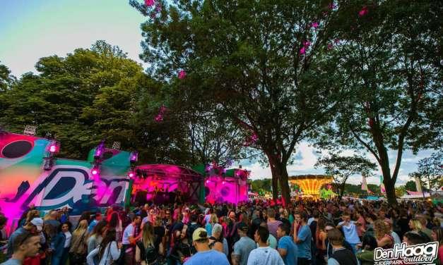 Den Haag Outdoor Festival in Zuiderpark