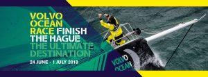 Volvo Ocean Race Finish The Hague