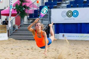National Championships Beach Tennis @ The Hague Beach Stadium