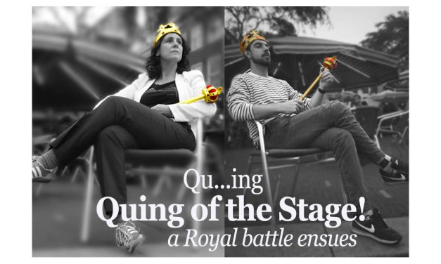 Quing of the Stage
