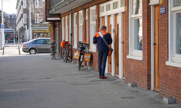 PostNL Goes Electric for Hague Deliveries