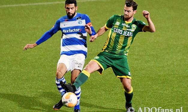ADO in Goalless Game with De Graafschap