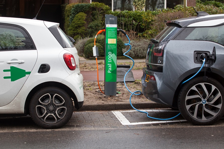 More Electric Charging Points for The Hague
