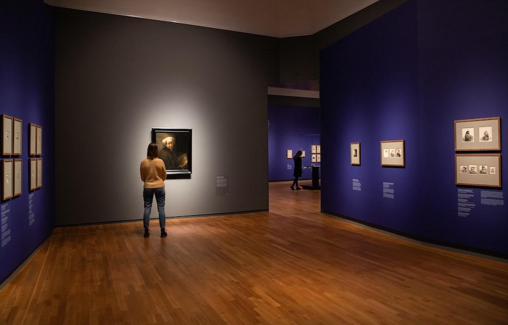 Rijksmuseum puts on blockbuster exhibition of all its Rembrandts