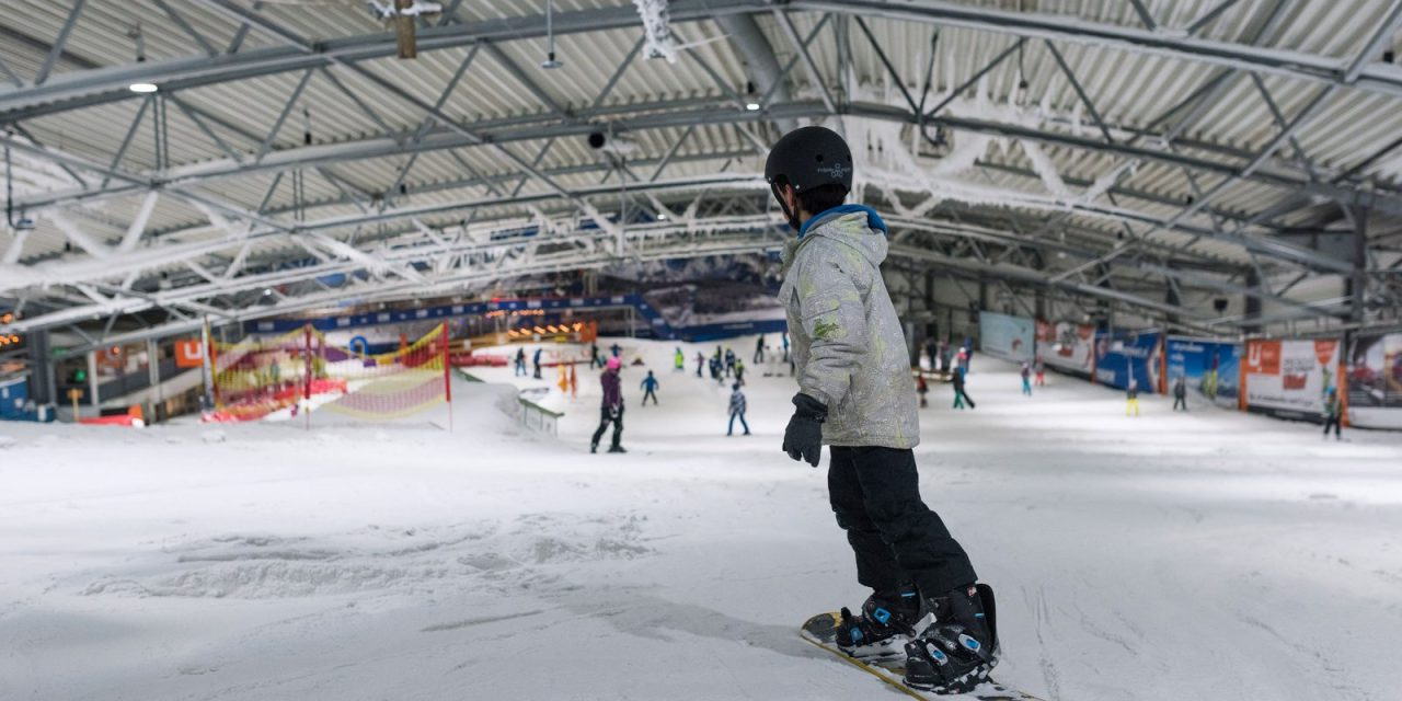 Local Winter Sports Even Easier with New App at De Uithof