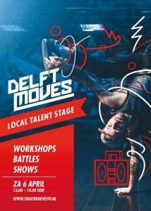 Delft Moves Festival @ Theater de Veste