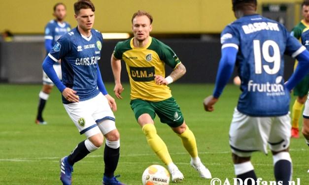 ADO Claim a Point at Fortuna