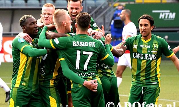 ADO Thrash FC Utrecht 5-0 at Home