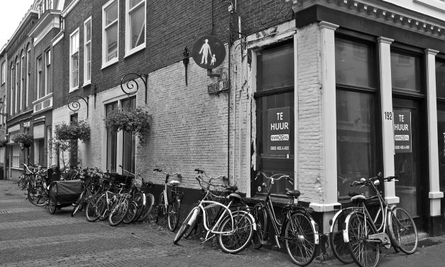 Bike-Sharing Companies Pilot Apps in The Hague
