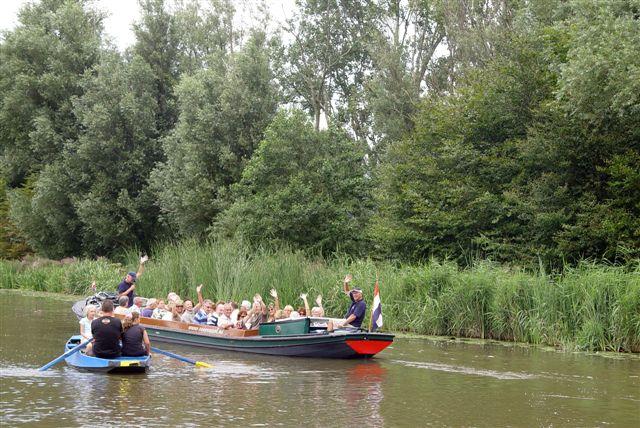 Sailing Season Begins for the Ooievaart in the Hague