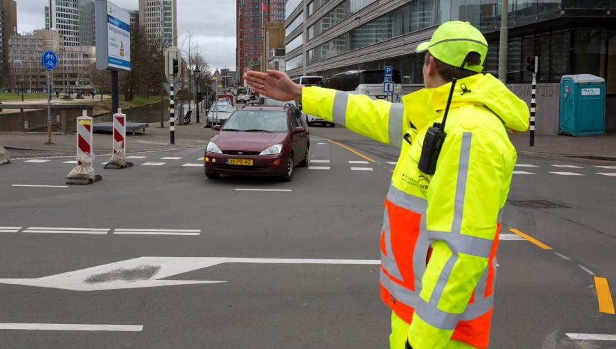 Koningskade to be Paved: One Lane Open at Korte Voorhout