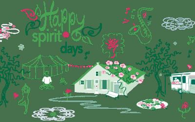 Happy Spirit Days