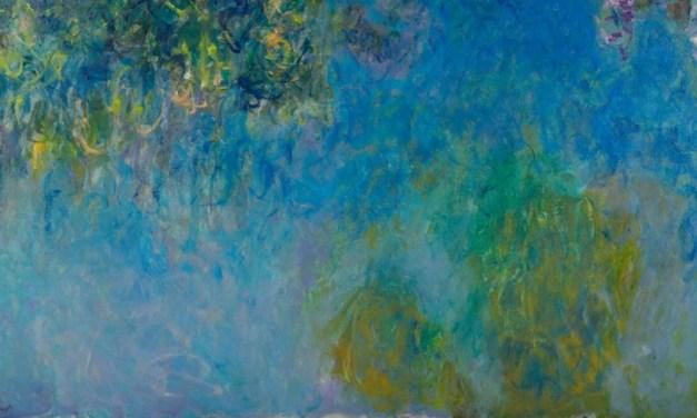 Gemeentemuseum Discovers New Monet Details