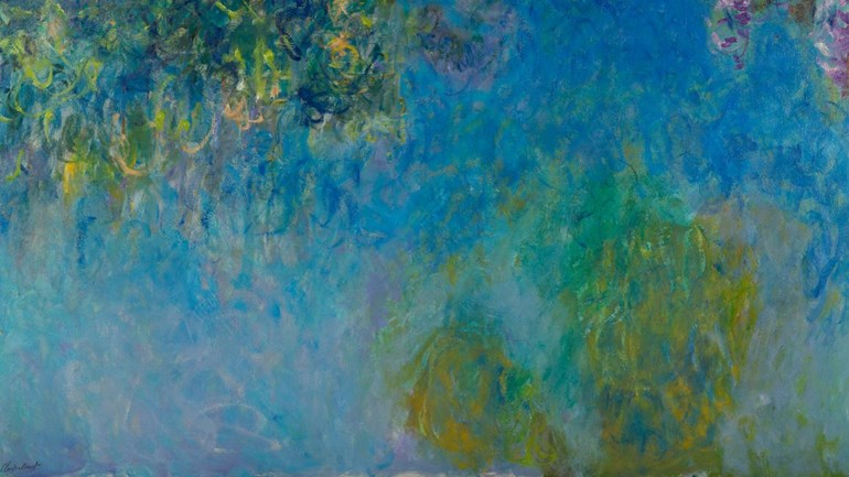 Gemeentemuseum Discovers New Monet Details