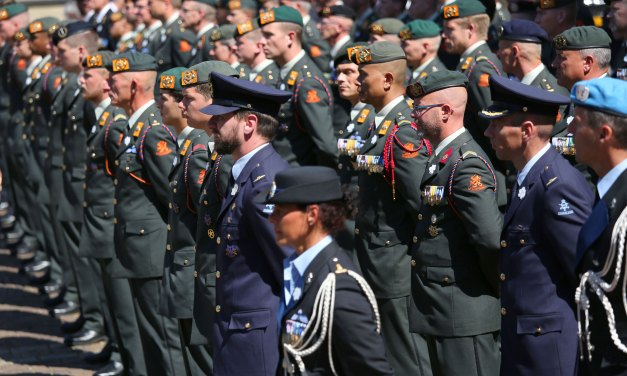 Veterans Day The Hague 2019