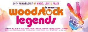 Woodstock Legends in Concert - Final Dates in The Hague!