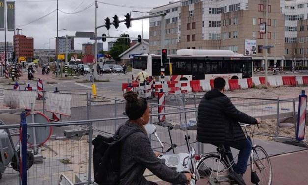 Binckhorstlaan Intersection Closed until August