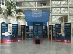 'To Holland; Repatriation, migration or flight?' Exhibition @ Atrium The Hague