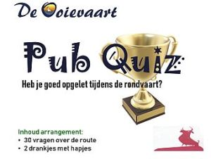 The Hague Boat's Pub Quiz!