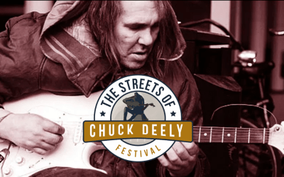 The Streets of Chuck Deely Festival 2019