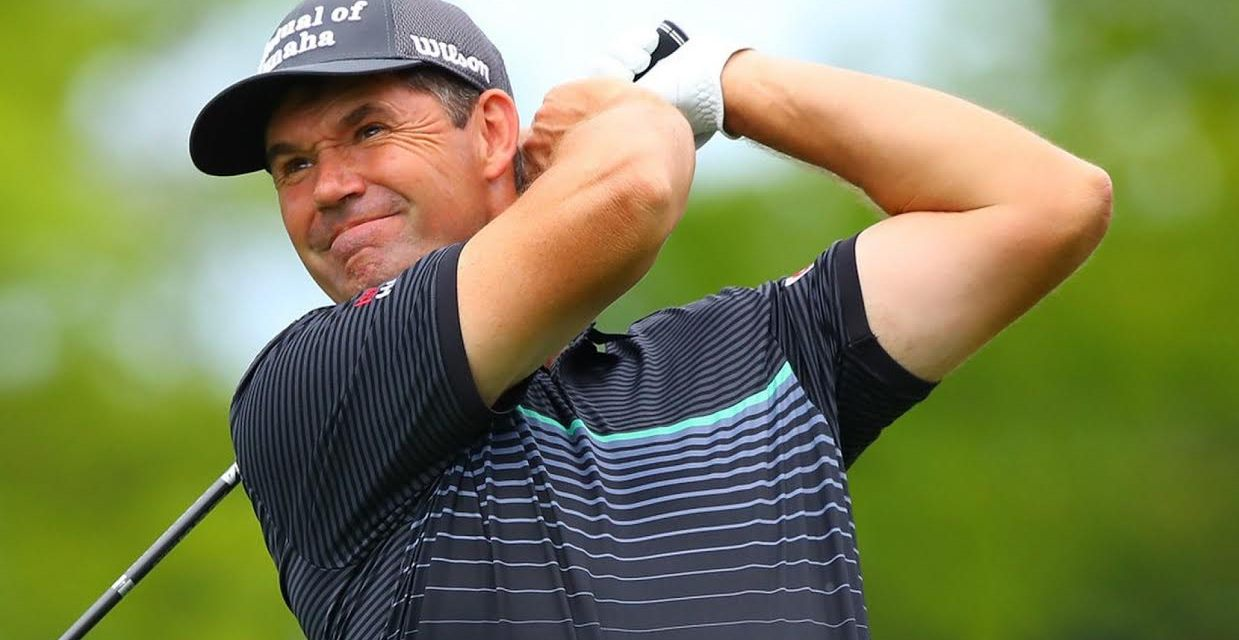 Padraig Harrington and Eddie Pepperell to play 100th KLM Open