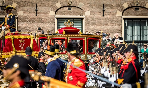 Traffic Guidance for Prinsjesdag 2019