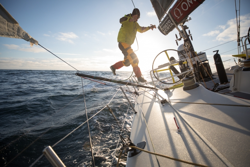 Volvo Ocean Race Returns to The Hague for Third Year