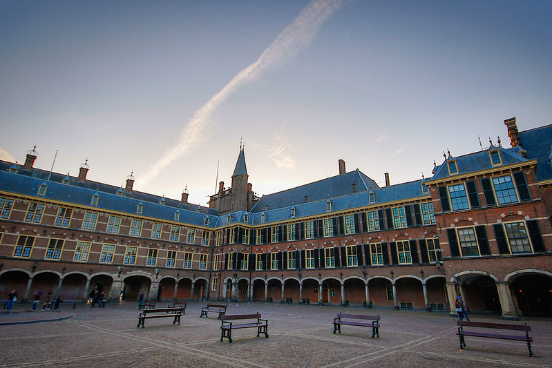 Renovation of Binnenhof Could be Delayed by a Year