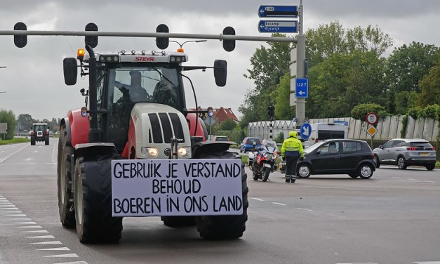 Farmers Announce October 16 New Protest Date