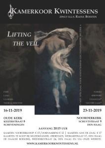 Kamerkoor Kwintesse Concert: Lifting the Veil