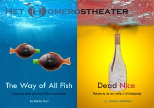 'The Way of All Fish' and 'Dead Nice' @ Theater Het Branoul