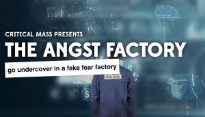 Angstfabriek: 'Fear Factory' The Hague