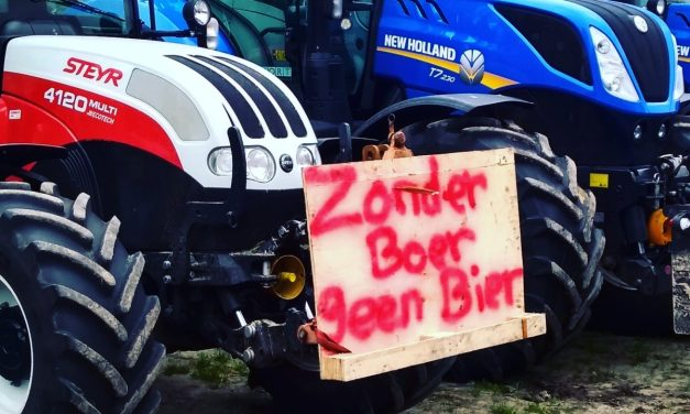 Dutch News Podcast – The Make Hay Not War Edition