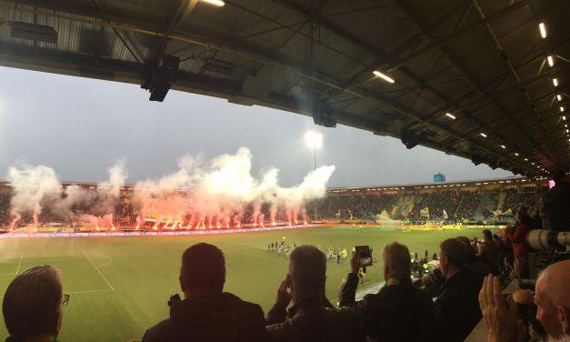 ADO Heartbreak in Last Minute Against Heerenveen