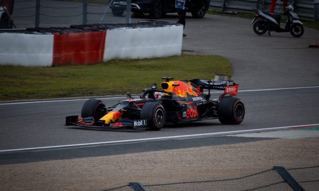 Max Verstappen wins first Dutch Grand Prix in 36 years to take championship lead