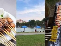 New satay place in Pasir Ris