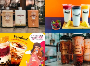 Unique drinks for Ramadan