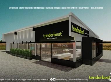 Tenderbest Makcik Tuckshop Punggol East
