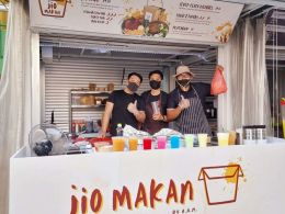 Jio Makan by @belandbray
