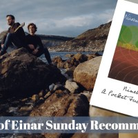 The Hall of Einar Sunday Recommendation #35