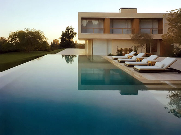 Contemporary Pool 4