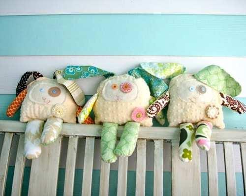 regina the rabbit + lulu the lamb : handmade easter treats